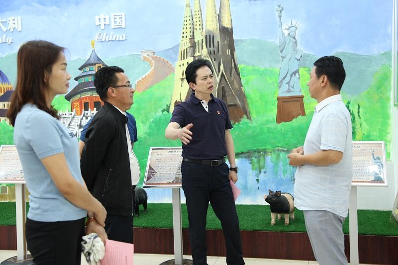 潘红伟 : 调研牟定县统一战线工作时强调 要围绕发展大局发挥更大作用