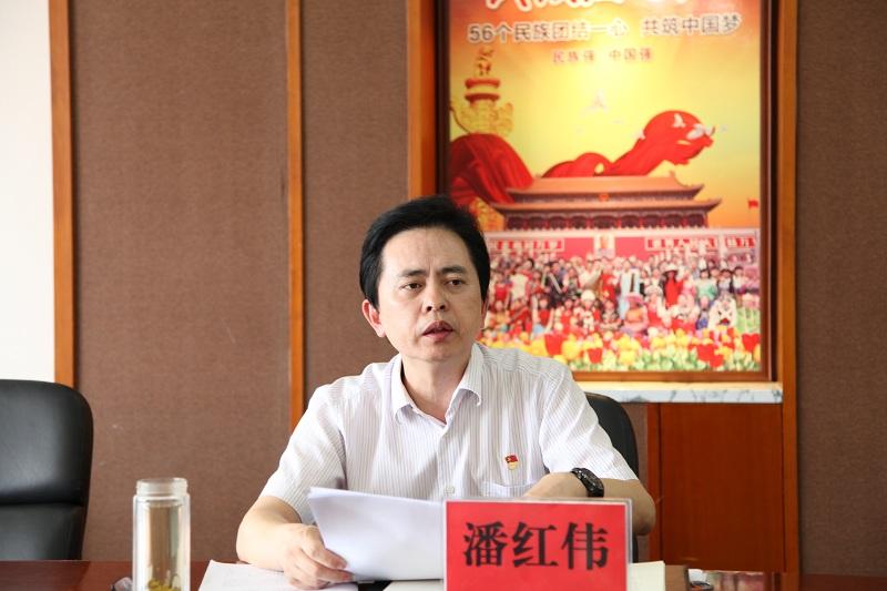 中共楚雄州委举行党外人士情况通报会