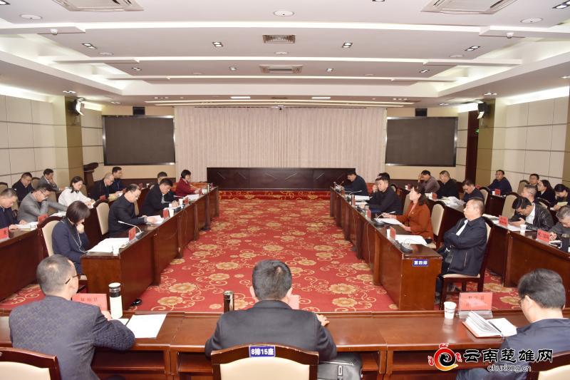 农党江苏省委到楚雄州开展脱贫攻坚民主监督考察调研和精准帮扶活动