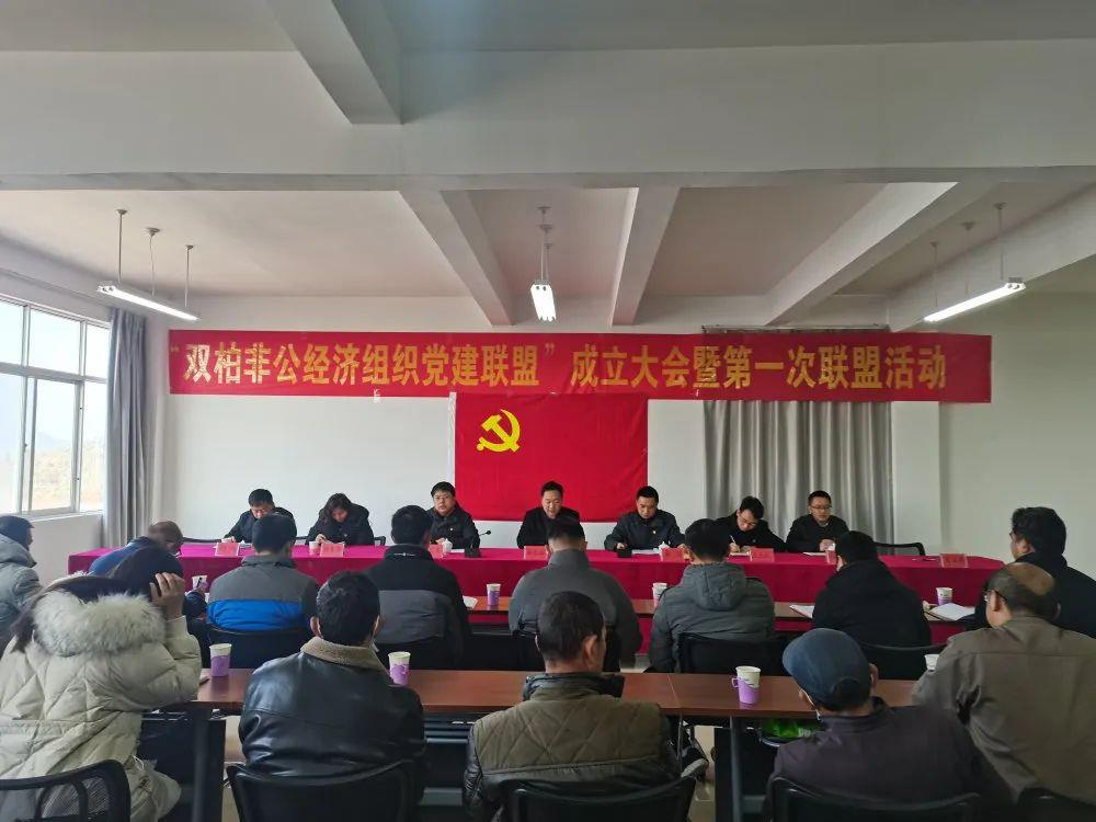 """双柏县成立""""非公经济组织党建联盟"""""""