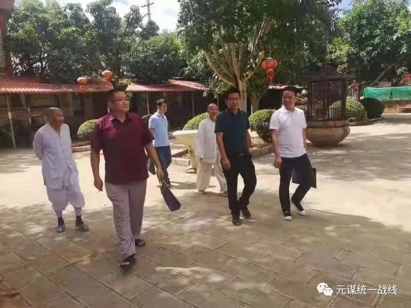 元谋:尹德波到宗教活动场所调研