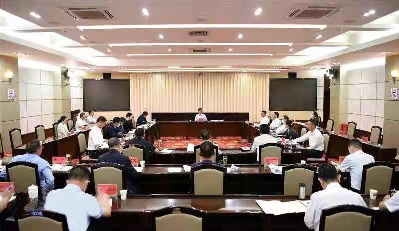 楚雄州委常委会专题传达学习杨亚林楚雄调研精神