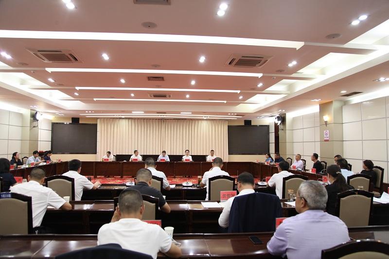 中共楚雄州委向党外人士通报州第十次党代会筹备情况